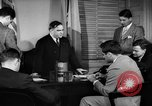 Image of Mayor F H LaGuardia New York City USA, 1941, second 62 stock footage video 65675053244