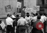 Image of American Union for Organization against War New York City USA, 1941, second 16 stock footage video 65675053246