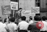 Image of American Union for Organization against War New York City USA, 1941, second 31 stock footage video 65675053246