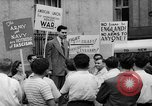 Image of American Union for Organization against War New York City USA, 1941, second 44 stock footage video 65675053246