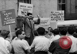 Image of American Union for Organization against War New York City USA, 1941, second 49 stock footage video 65675053246