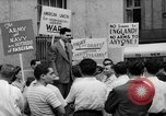 Image of American Union for Organization against War New York City USA, 1941, second 50 stock footage video 65675053246