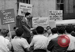 Image of American Union for Organization against War New York City USA, 1941, second 51 stock footage video 65675053246
