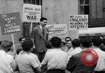 Image of American Union for Organization against War New York City USA, 1941, second 53 stock footage video 65675053246