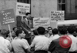 Image of American Union for Organization against War New York City USA, 1941, second 54 stock footage video 65675053246