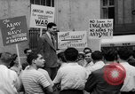 Image of American Union for Organization against War New York City USA, 1941, second 55 stock footage video 65675053246
