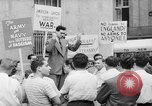 Image of American Union for Organization against War New York City USA, 1941, second 58 stock footage video 65675053246