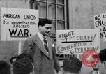 Image of American Union for Organization against War New York City USA, 1941, second 59 stock footage video 65675053246