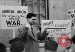 Image of American Union for Organization against War New York City USA, 1941, second 60 stock footage video 65675053246