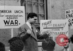 Image of American Union for Organization against War New York City USA, 1941, second 61 stock footage video 65675053246