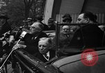 Image of President Franklin Roosevelt Hartford Connecticut USA, 1940, second 26 stock footage video 65675053247