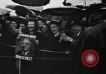 Image of President Franklin Roosevelt Hartford Connecticut USA, 1940, second 33 stock footage video 65675053247