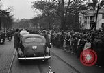 Image of President Franklin Roosevelt Hartford Connecticut USA, 1940, second 60 stock footage video 65675053247