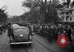 Image of President Franklin Roosevelt Hartford Connecticut USA, 1940, second 61 stock footage video 65675053247