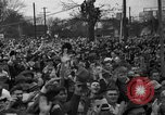 Image of Presidential candidate Wendell Willkie on the campaign trail Bloomington Illinois USA, 1940, second 11 stock footage video 65675053248