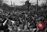 Image of Presidential candidate Wendell Willkie on the campaign trail Bloomington Illinois USA, 1940, second 12 stock footage video 65675053248