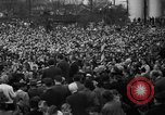 Image of Presidential candidate Wendell Willkie on the campaign trail Bloomington Illinois USA, 1940, second 14 stock footage video 65675053248