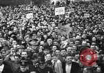 Image of Presidential candidate Wendell Willkie on the campaign trail Bloomington Illinois USA, 1940, second 16 stock footage video 65675053248