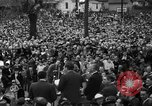 Image of Presidential candidate Wendell Willkie on the campaign trail Bloomington Illinois USA, 1940, second 19 stock footage video 65675053248