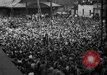 Image of Presidential candidate Wendell Willkie on the campaign trail Bloomington Illinois USA, 1940, second 28 stock footage video 65675053248