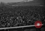 Image of Presidential candidate Wendell Willkie on the campaign trail Bloomington Illinois USA, 1940, second 53 stock footage video 65675053248