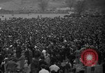 Image of Presidential candidate Wendell Willkie on the campaign trail Bloomington Illinois USA, 1940, second 59 stock footage video 65675053248