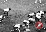 Image of American football New York City USA, 1940, second 12 stock footage video 65675053252
