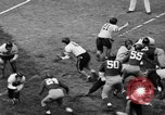 Image of American football New York City USA, 1940, second 14 stock footage video 65675053252