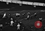 Image of American football New York City USA, 1940, second 61 stock footage video 65675053252