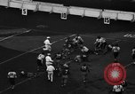 Image of American football New York City USA, 1940, second 62 stock footage video 65675053252