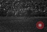 Image of bucking horses Los Angeles California USA, 1940, second 16 stock footage video 65675053253