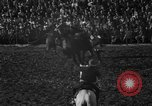 Image of bucking horses Los Angeles California USA, 1940, second 31 stock footage video 65675053253