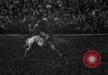 Image of bucking horses Los Angeles California USA, 1940, second 35 stock footage video 65675053253