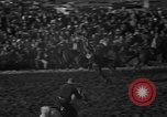 Image of bucking horses Los Angeles California USA, 1940, second 39 stock footage video 65675053253