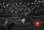 Image of bucking horses Los Angeles California USA, 1940, second 41 stock footage video 65675053253