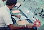Image of LGM-30 Minuteman missile Vandenberg Air Force Base California USA, 1979, second 40 stock footage video 65675053259