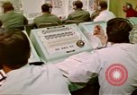 Image of LGM-30 Minuteman missile Vandenberg Air Force Base California USA, 1979, second 49 stock footage video 65675053259