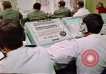 Image of LGM-30 Minuteman missile Vandenberg Air Force Base California USA, 1979, second 51 stock footage video 65675053259