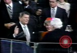Image of Ronald Reagan Washington DC USA, 1981, second 56 stock footage video 65675053264