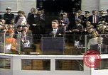 Image of President Ronald Reagan Washington DC USA, 1981, second 3 stock footage video 65675053267