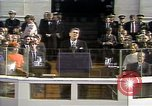 Image of President Ronald Reagan Washington DC USA, 1981, second 7 stock footage video 65675053267