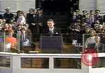 Image of President Ronald Reagan Washington DC USA, 1981, second 11 stock footage video 65675053267