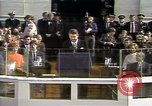 Image of President Ronald Reagan Washington DC USA, 1981, second 19 stock footage video 65675053267