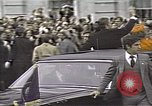 Image of President Ronald Reagan Washington DC White House USA, 1981, second 10 stock footage video 65675053271