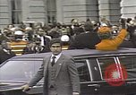 Image of President Ronald Reagan Washington DC White House USA, 1981, second 13 stock footage video 65675053271