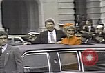 Image of President Ronald Reagan Washington DC White House USA, 1981, second 17 stock footage video 65675053271