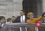 Image of President Ronald Reagan Washington DC White House USA, 1981, second 18 stock footage video 65675053271