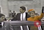 Image of President Ronald Reagan Washington DC White House USA, 1981, second 19 stock footage video 65675053271