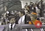 Image of President Ronald Reagan Washington DC White House USA, 1981, second 21 stock footage video 65675053271