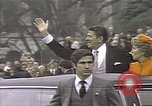 Image of President Ronald Reagan Washington DC White House USA, 1981, second 22 stock footage video 65675053271